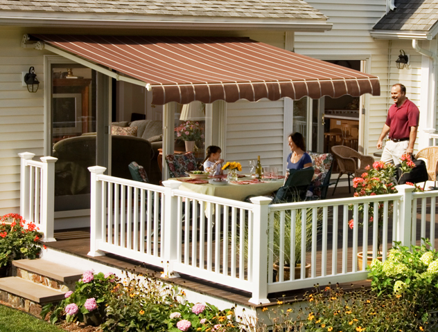 Wsa Weather Sealco Sunsetter Awnings Serving North