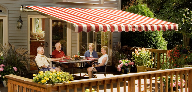 You Dont Have To Compromise On Beauty Features Protection Or Simple Reliable Operation Compare Our Awnings With Any Others For Durability